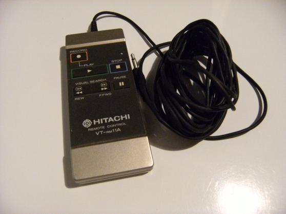 Télécommande d'origine a fil HITACHI po