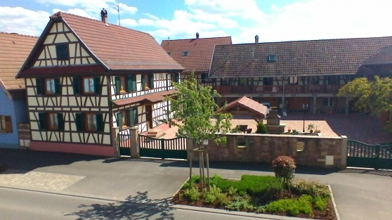 Gite Krauffel 4 - 8 pers près d'Obernai