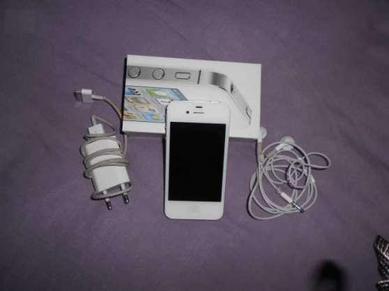 Iphone 4s 32g debloquer tous operateurs