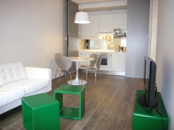 Appartement de 2 pièces meublé à louer