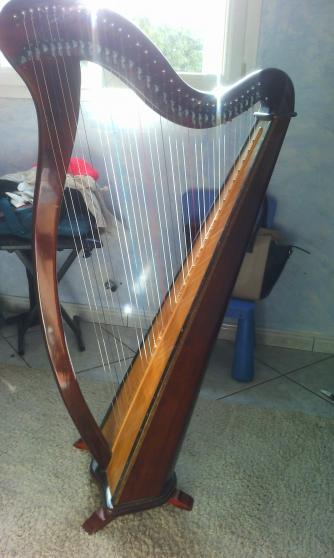 Harpe celtic