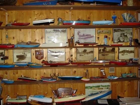 tr s belle collection de bateaux jouets l ge cap ferret collections collections diverses. Black Bedroom Furniture Sets. Home Design Ideas