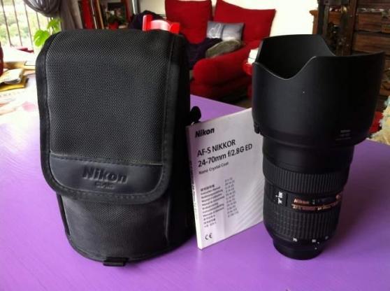 Objectif Nikon AF-S NIKKOR 24-70mm f/2.8 - Photo 2