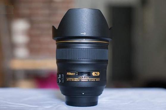 Objectif Nikon 24mm f/1.4 G ED AF-S