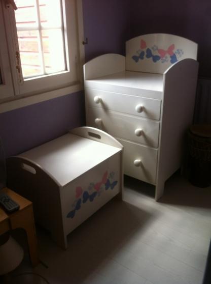 Chambre bébé complète LUDOM