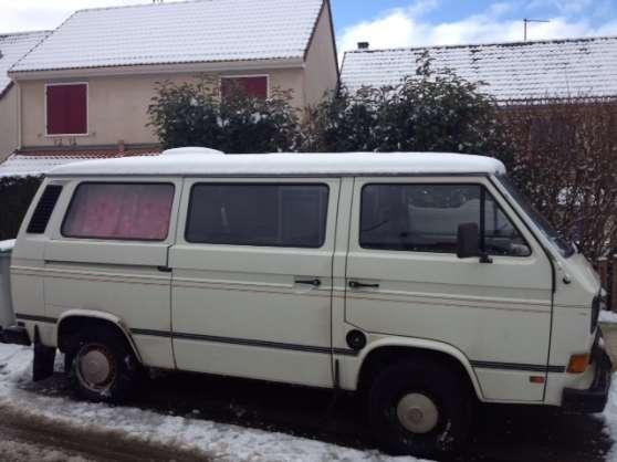 transporter volkswagen T3 aménagé