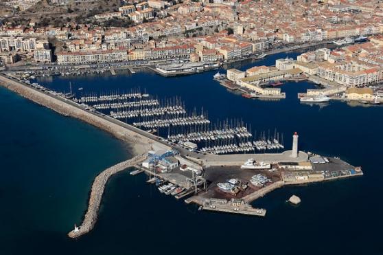 location place de port sète - Annonce gratuite marche.fr
