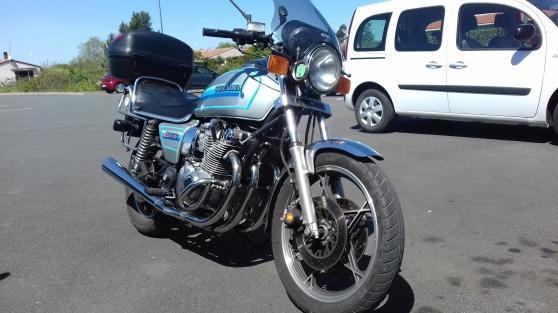 Annonce occasion, vente ou achat 'MOTO SUZUKI 850 GSG année 1981'