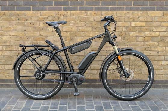 Annonce occasion, vente ou achat 'Riese et Muller Chargeur Nuvinci HS Vélo'