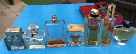Annonce occasion, vente ou achat 'Lot parfum guerlain / cartier'