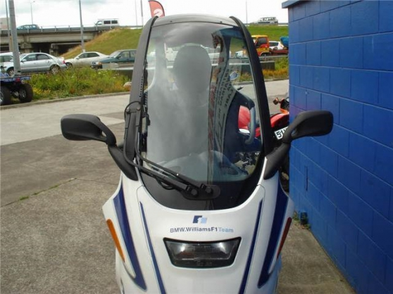Annonce occasion, vente ou achat 'Scooter BMW C1 200 Williams. F1'