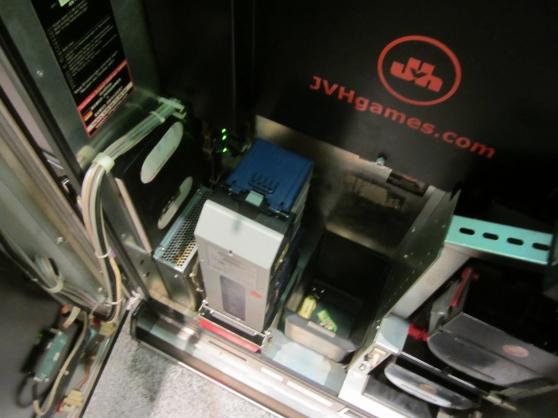 MACHINE A SOUS 20 JEUX DE CASINO JVH - Photo 4
