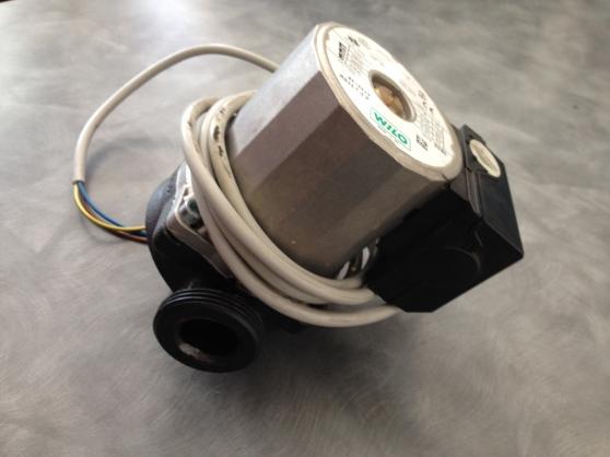 Pompe circulation eau chauffage central