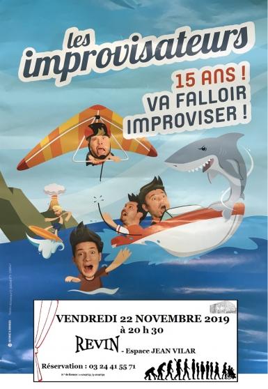 Annonce occasion, vente ou achat 'Le show des improvisateurs'