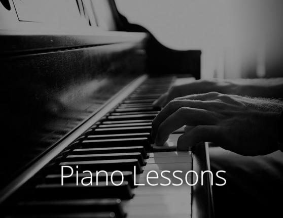 Annonce occasion, vente ou achat 'Leçons de piano'