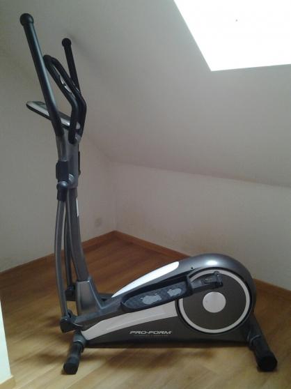 Annonce occasion, vente ou achat 'velo elliptique'