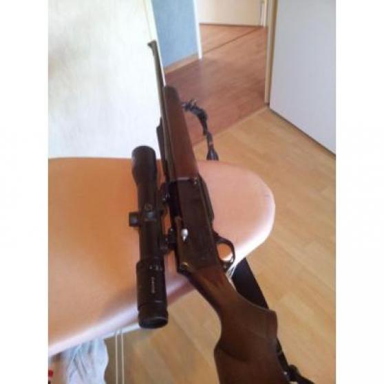 Carabine Browning bar safari 338 wm
