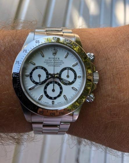 Rolex daytona 16520 - Photo 2