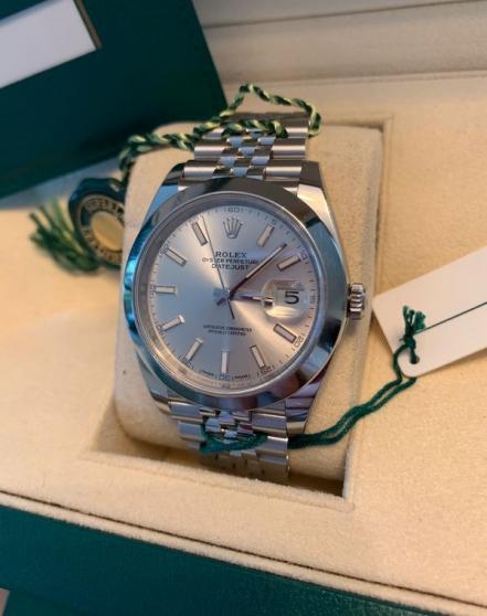 Annonce occasion, vente ou achat 'Rolex Datejust 41mm 41'