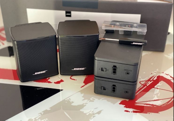 Enceintes Bose Surround Speakers 300