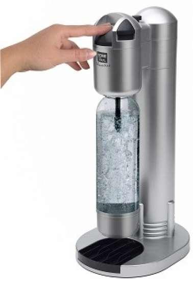 Annonce occasion, vente ou achat 'Fontaine à eau Soda Quick chromé mat'