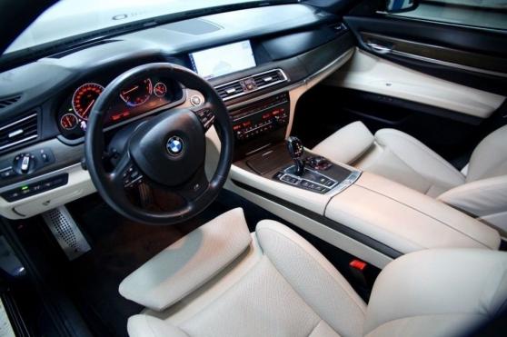 BMW Série 7 750iA X-DRIVE 408HK V8