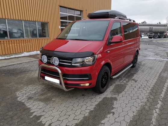 Volkswagen Transporter Multivan 4Motion