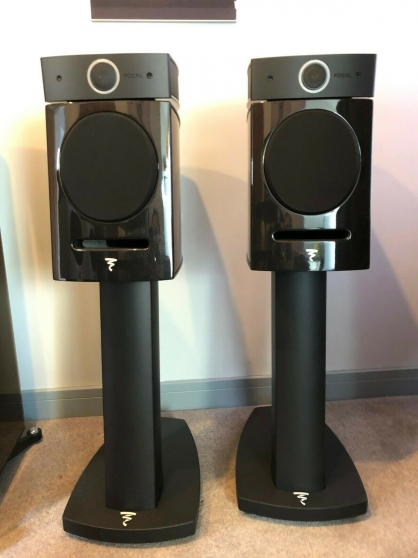 FOCAL DIABLO UTOPIA EVO WITH STANDS