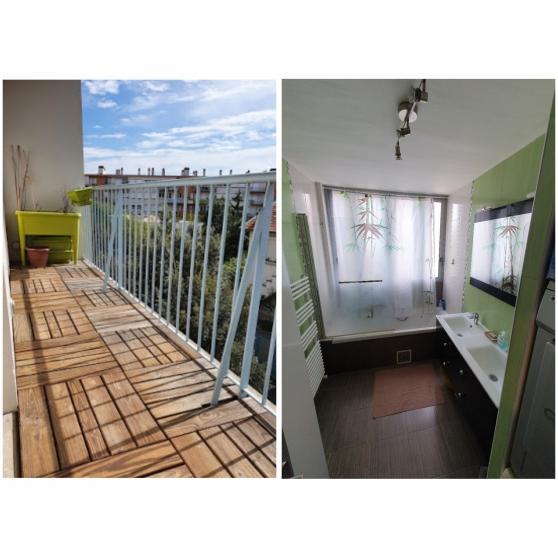 Appartement T6 de 101 m² Minimes TOULOUS - Photo 2