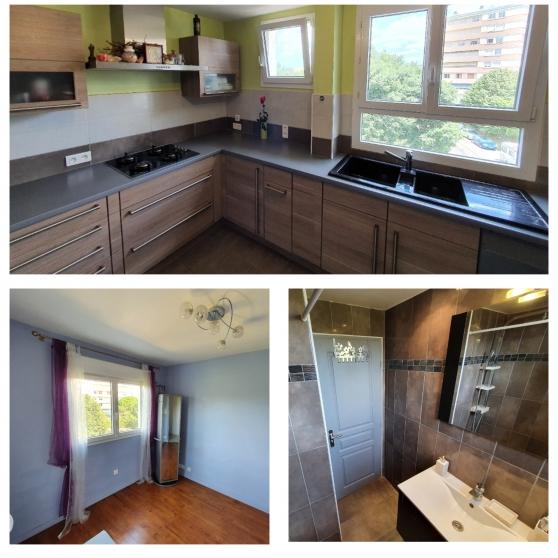 Appartement T6 de 101 m² Minimes TOULOUS - Photo 3
