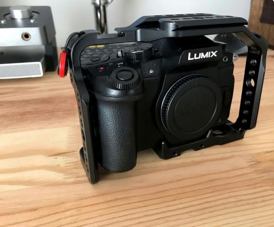Panasonic Lumix G85(=G80)