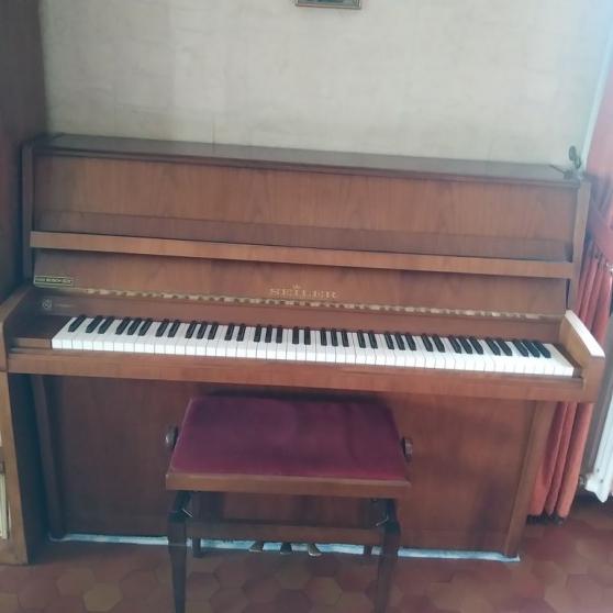 Annonce occasion, vente ou achat 'PIANO SEILER D\'OCCASION MODELE 116'