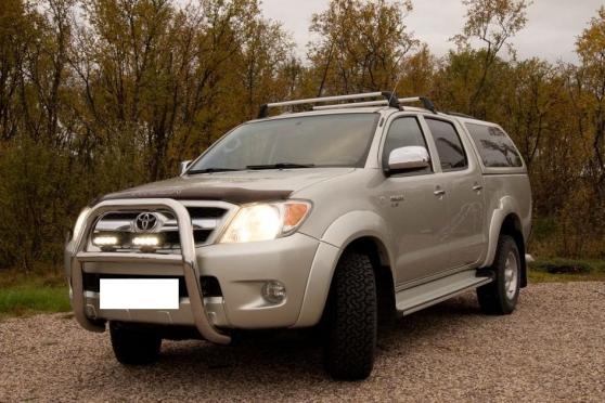 Toyota HiLux DB Cabine SR5 Diesel 120Ch