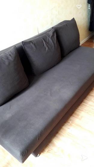 Canapé lit excellente état - Photo 2