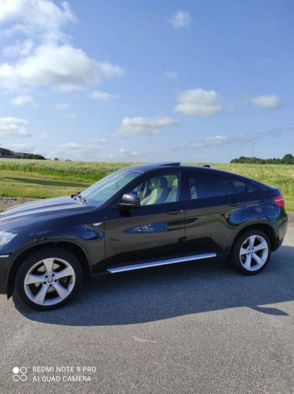 BMW X6 3.0-235 D