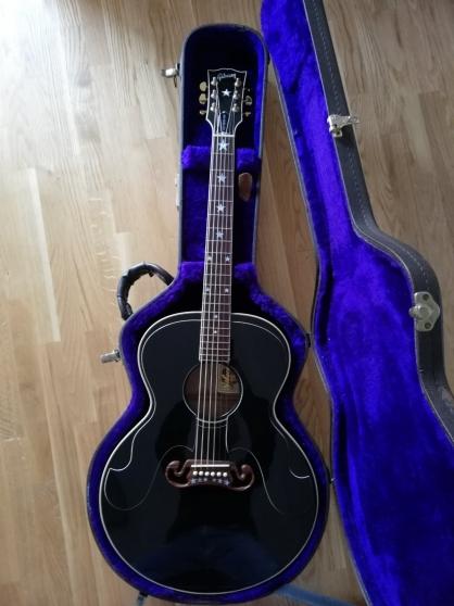Annonce occasion, vente ou achat 'RARE Gibson J180 Anniversary 1994'