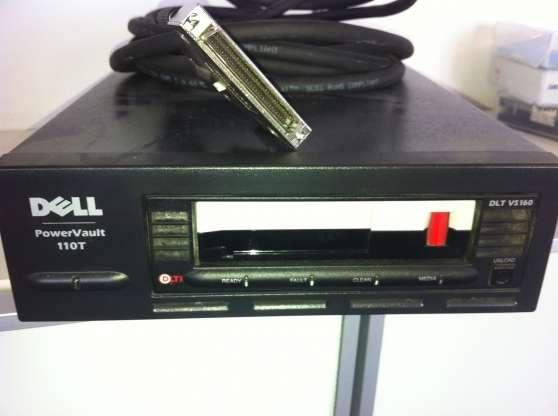 Annonce occasion, vente ou achat 'PowerVault 110T DLT VS160 DELL'