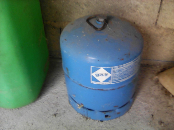 bouteille camping gaz