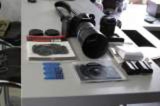 Annonce occasion, vente ou achat 'Appareil photo reflex Olympus E-510 + 2'