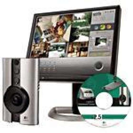 Caméra Vidéosurveillance Logitech INDOOR