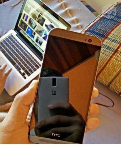 Annonce occasion, vente ou achat 'HTC one M8 32 gb'