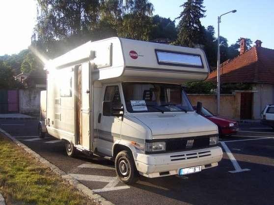 BÜRSTNER camping-car à vendre'
