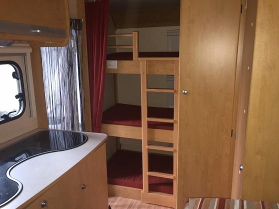 Caravane STERCKEMAN Evolution 496 PE
