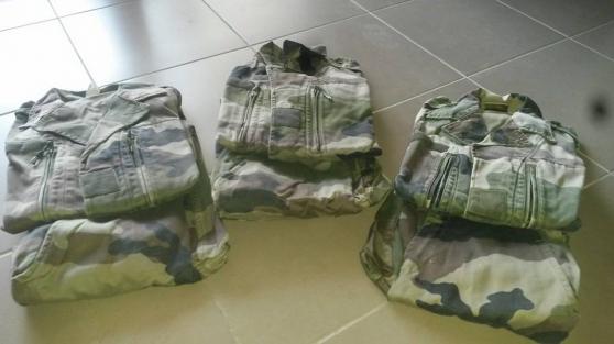 Annonce occasion, vente ou achat 'Treillis militaire T36'