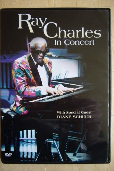 RAY CHARLES IN CONCERT - Miami 1999