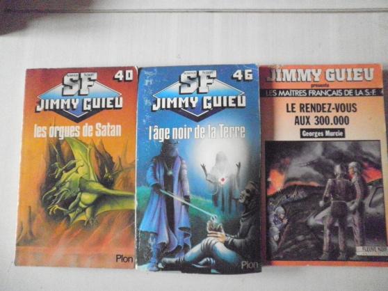 livres de sciences fiction lot 6