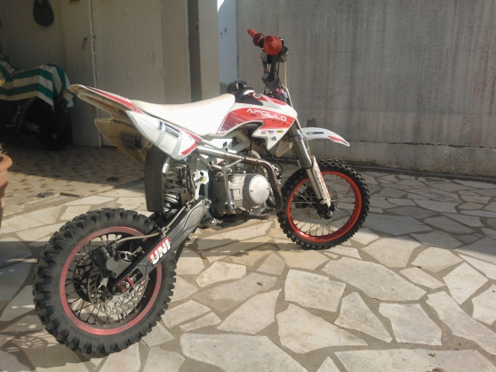 Annonce occasion, vente ou achat 'Moto dirt'