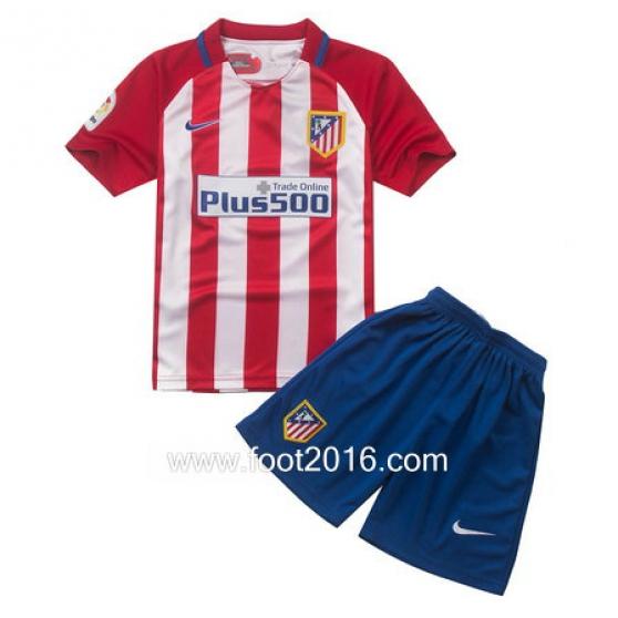 maillot domicile de Atletico Madrid 2017