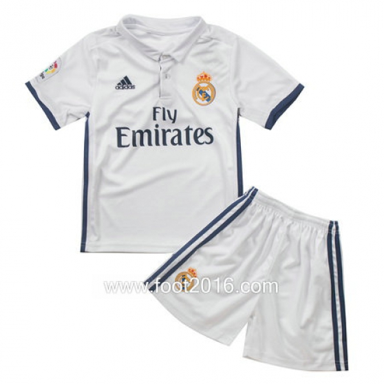 maillot domicile de Real Madrid 2016-201