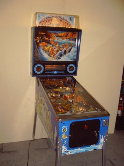 V ritable flipper professionnel de caf jeux vid o consoles jeux videos divers blagnac - Console de jeux a vendre ...